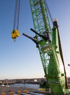 boom-lock High Wind Commercializes Boom Lock For Offshore Wind Industry