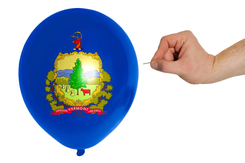 iStock_58336048_SMALL Vetoed In Vermont: Renewables Siting Bill Struck Down - For Now