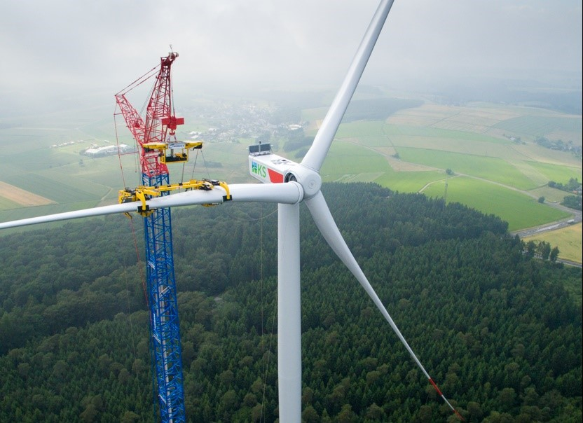 nordex Nordex's Newest Turbine Towers Over The Rest