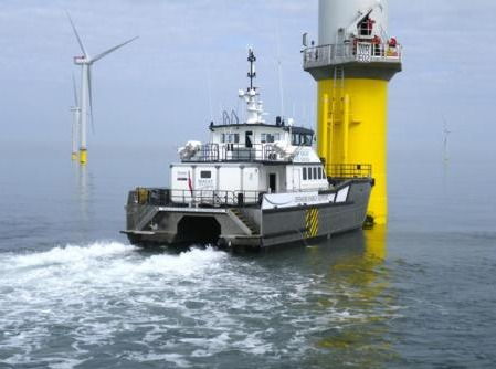 offshore-seacat Seacat Services Offers Offshore Wind Training Opportunities