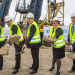 Siemens Initiates Construction Of Cuxhaven Wind Turbine Facility