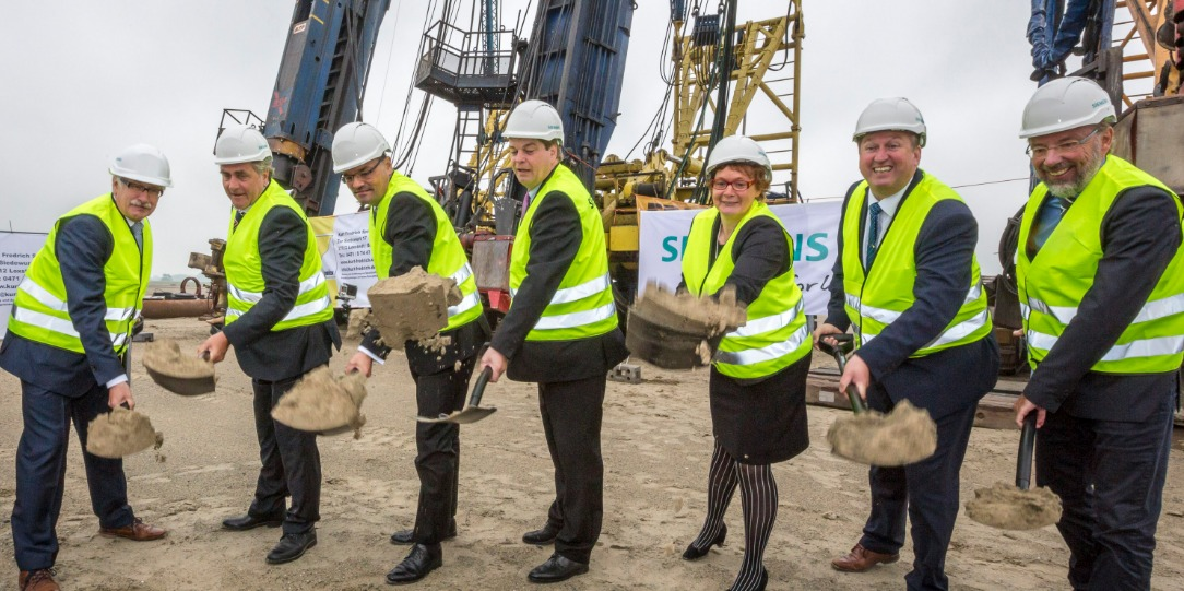 siemens-turbine-facility Siemens Initiates Construction Of Cuxhaven Wind Turbine Facility