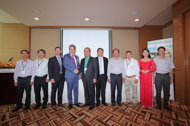 vietnam DNV GL To Study Near-Offshore Vietnamese Wind Farm Feasibility