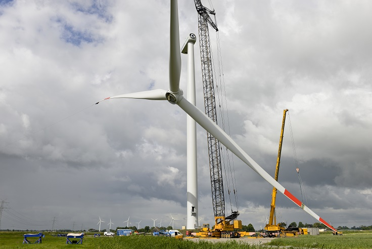 JBO_DE14X_01538 Quebec Wind Farm Welcomes Senvion's First 3 MW Turbine In North America