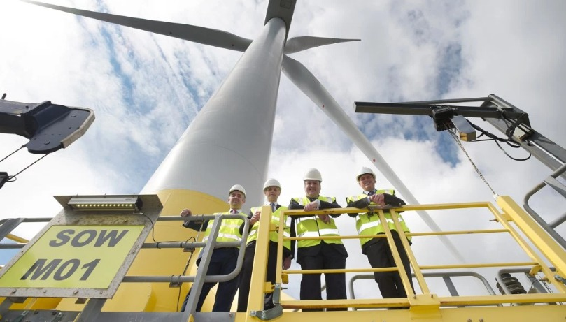 levenmouth Catapult Clones 7 MW Levenmouth Turbine For Cost-Reduction Studies