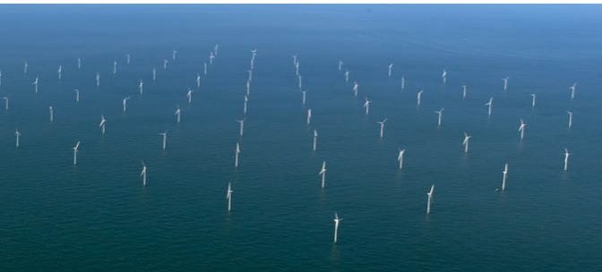 offshore-wind-turbines DNV GL Seeks To Standardize Floating Turbines With Joint Industry Project