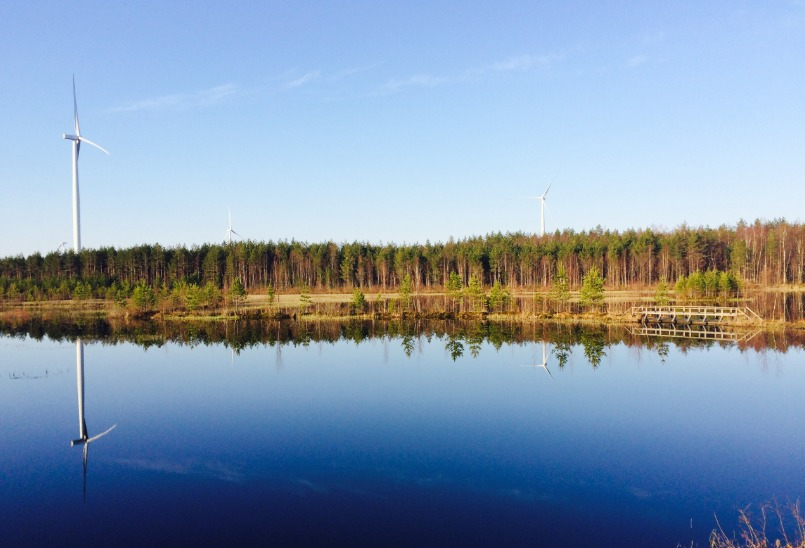reflection Finnish Customer Orders Six More Turbines For 57 MW Capacity