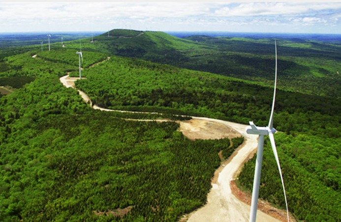 renewables-portfolio Southern Power Acquires 43 MW Wind Facility In Maine