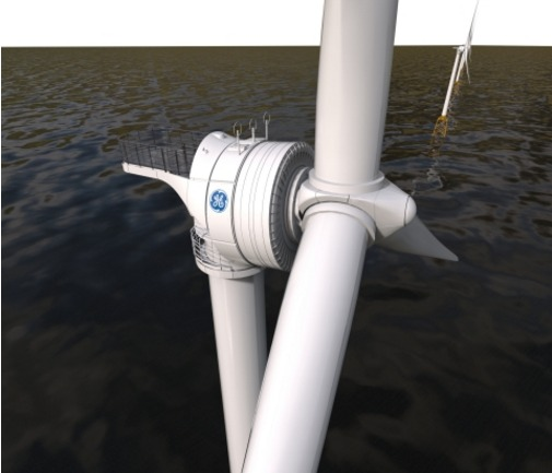 GE-turbine Merkur, GE Confirm Financial Close On 396 MW Offshore Wind Farm