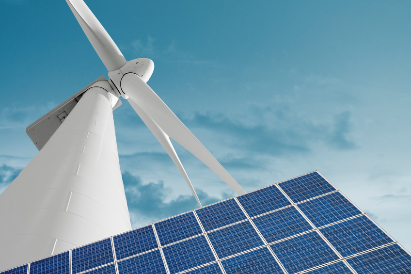 iStock_91491339_SMALL U.S. Renewable Energy Fared Quite Well In H1, Says Report