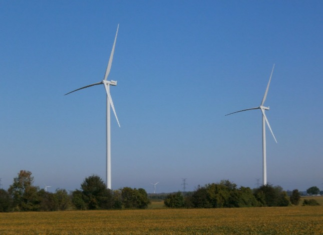 new-turbines OX2 Signs 148 MW Wind Deal With Aquila Capital And Google