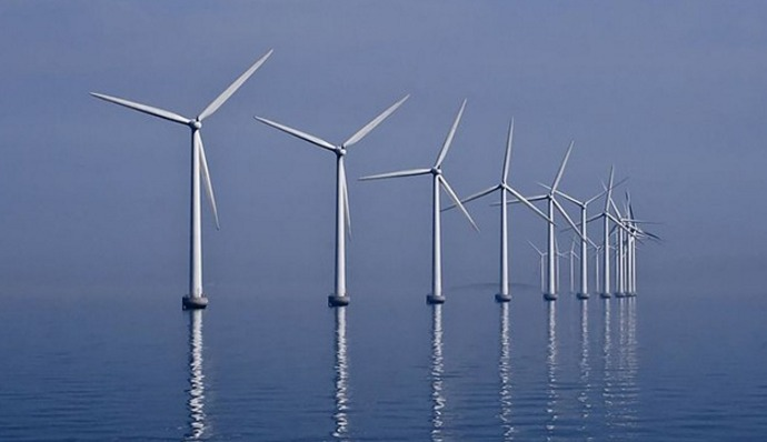 offshore-turbines-1 Study: Resource At Cape Wind May Be More Powerful, Turbulent Than Expected
