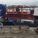CWind, Rotos 360 Deliver Blade Repair Services Out Of Grimsby Port