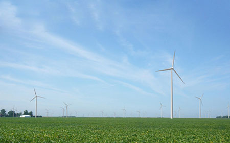 sangamon1 Apex Acquires Another Illinois Wind Farm From AWEM