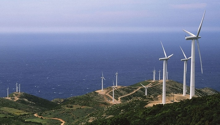 turbines-island Iberdrola To Build Las Aulagas, Chimiche II Wind Farms
