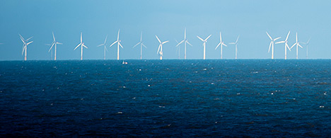 9sep-sheringham-shoal-468 Statoil Digs Deeper Into U.K. Offshore Wind Projects