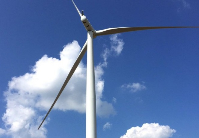 amazon-turbine More Wind For Amazon: New 253 MW Project Planned In West Texas