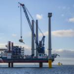 A2SEA Installs First Turbine On Burbo Bank Extension