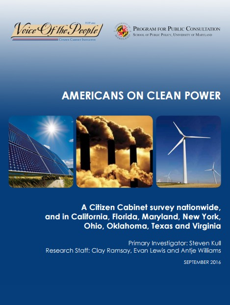 report-voice-of-people Amidst Lawsuit, State Majorities Actually Favor Clean Power Plan