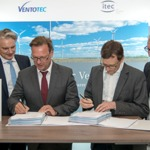 Ventotec Signs Agreement To Supply 200 Siemens Wind Turbines
