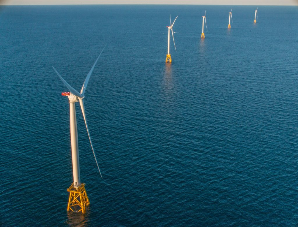 Block Island Wind Farm To Be Monitored 24/7 By Duke Energy Renewables