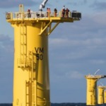Veja Mate Completes Offshore Foundation Installation