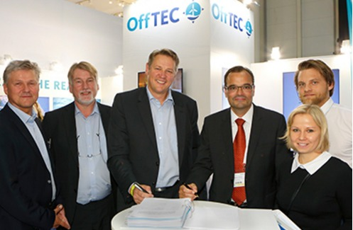 offtec Siemens, OffTECBase Collaborate On Wind Tech Training