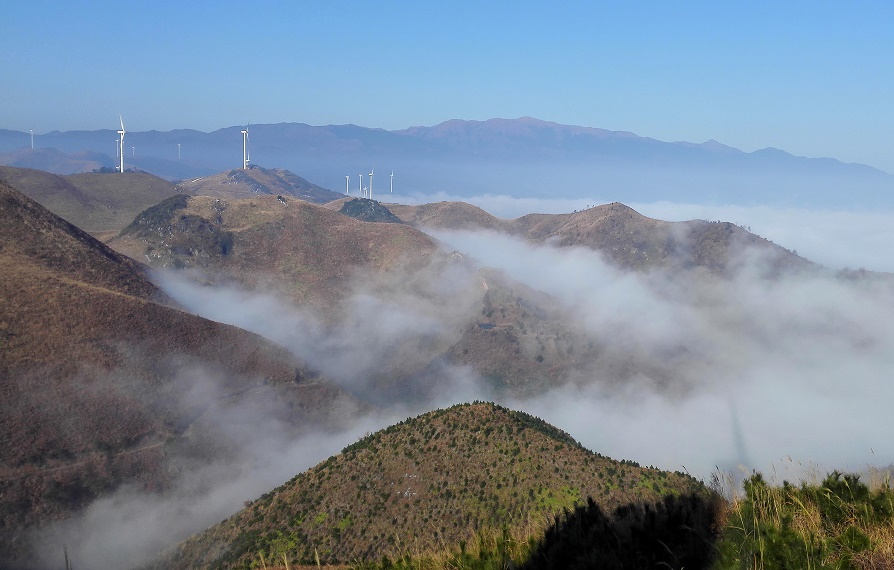 parque-de-gamesa-en-china Gamesa Scores First Chinese Order For G114-2.5 MW Model