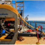 Remotely Operated Vehicles Go Underwater At Block Island Wind Farm