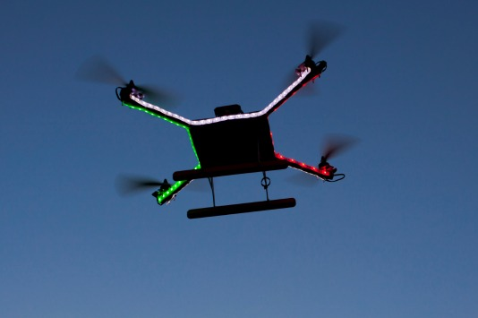 Drone-3.18.2014 Energy Company Seeks Drones, Robotics For Inspections