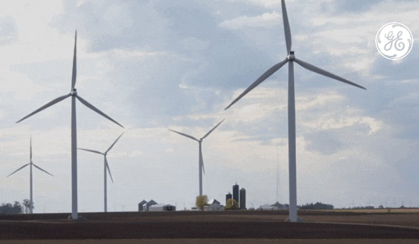 GE-turbines-2 Joining Forces: Clean Line, GE Partner On Massive Plains & Eastern Project