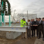 Siemens' New Offshore Turbine Production Plant Reaches Milestone