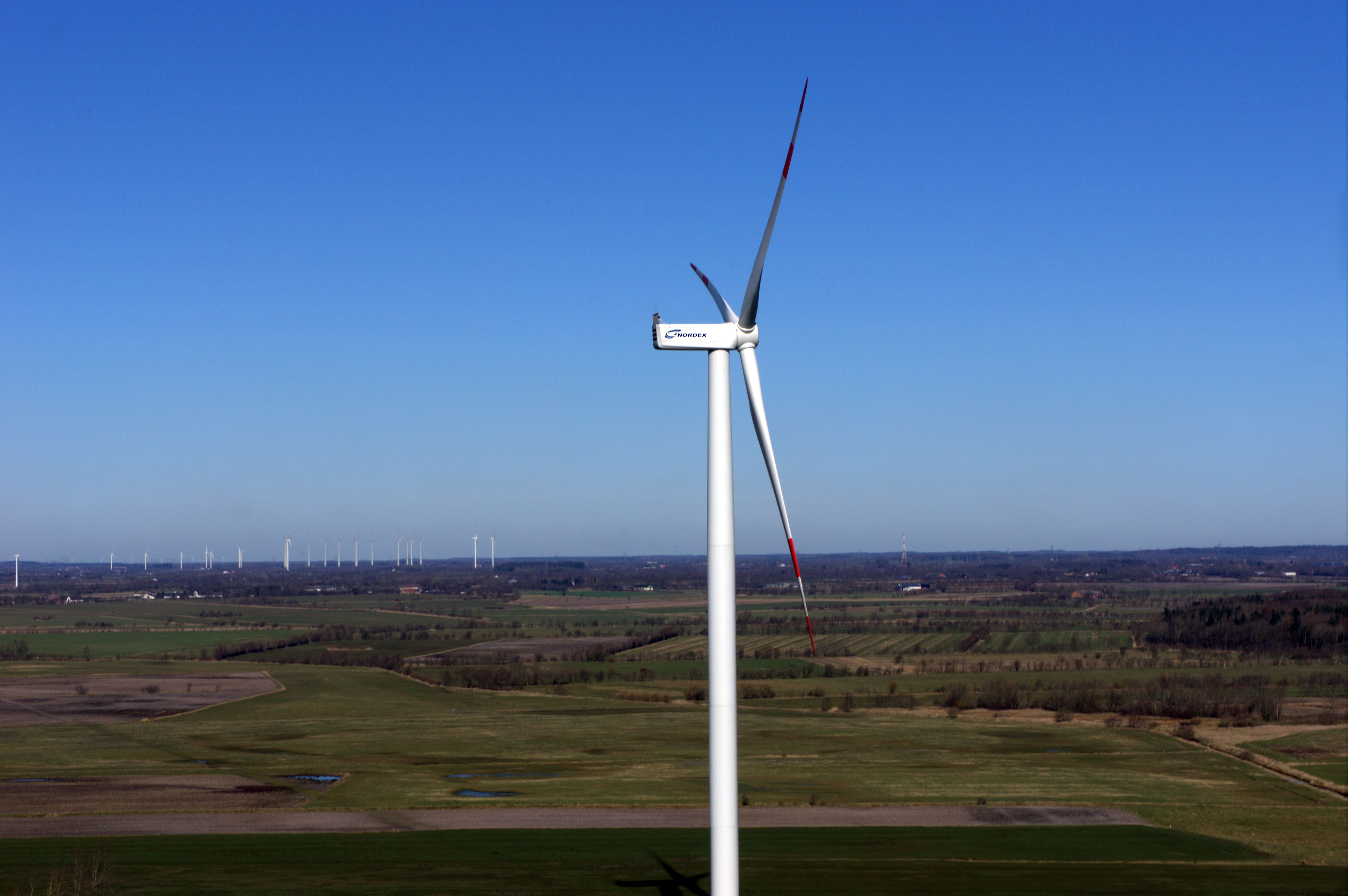 N131 Nordex Gets Inaugural Order For New Light-Wind Turbine
