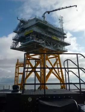 RES RES To Provide O&M Services For Blue Transmission Offshore Assets