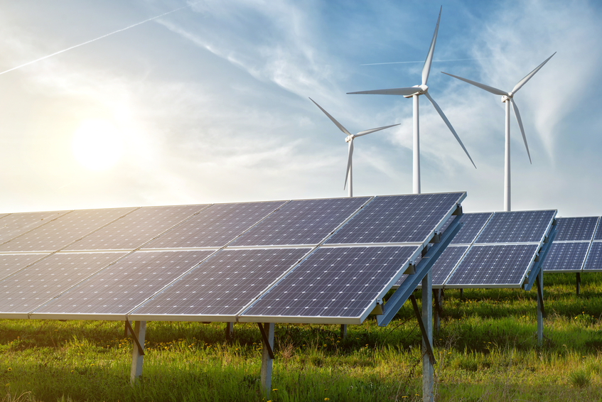 iStock_39526900_SMALL Wind, Solar Comprise 10% Of Monthly U.S. Generation For First Time
