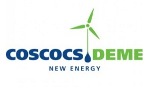 logo Cosco Shipping, DEME To Develop Offshore Wind In China