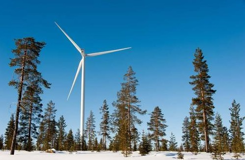nordex-turbine-snow Nordex Receives Turbine Supply Order From ABO Wind