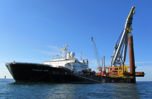 seaway Seaway Heavy Lifting Wins Major EPCI Contract For Offshore Wind
