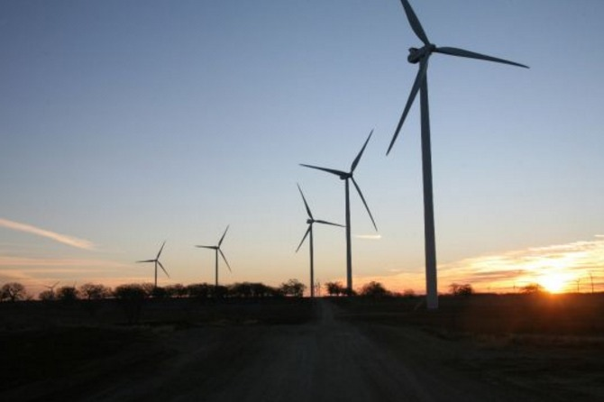 turbine-sunset General Motors Announces Largest Renewables Purchase To Date