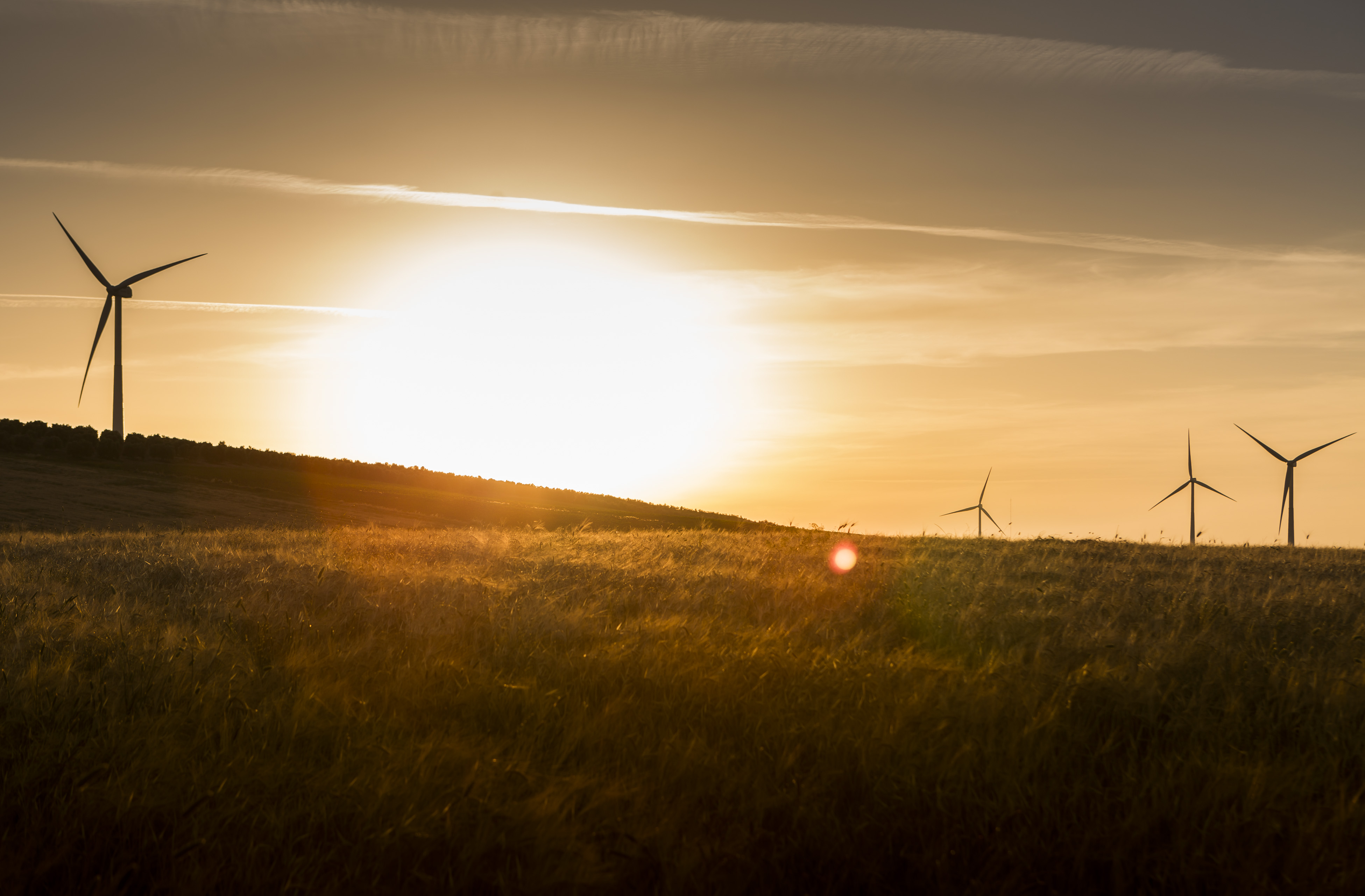 Gamesa-wind-farm Gamesa Keeps On Expanding In Its Home Market