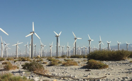 cncncn BayWa r.e. Wind Acquires Legacy Projects In Palm Springs