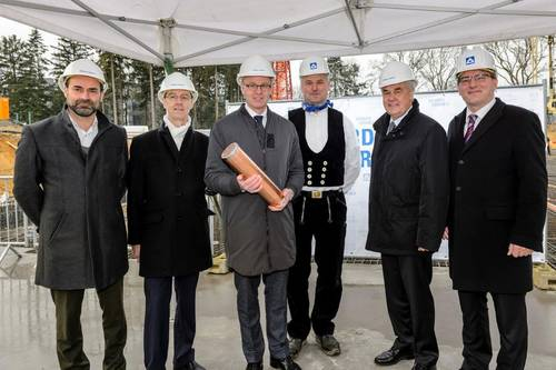 f4d4a32215 Nordex Kicks Off Headquarters Expansion In 'European Wind Power Capital'