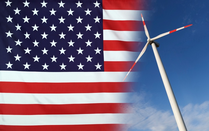 iStock-595348094 Lawmaker Takes Aim At Wind Farms Near Military Bases