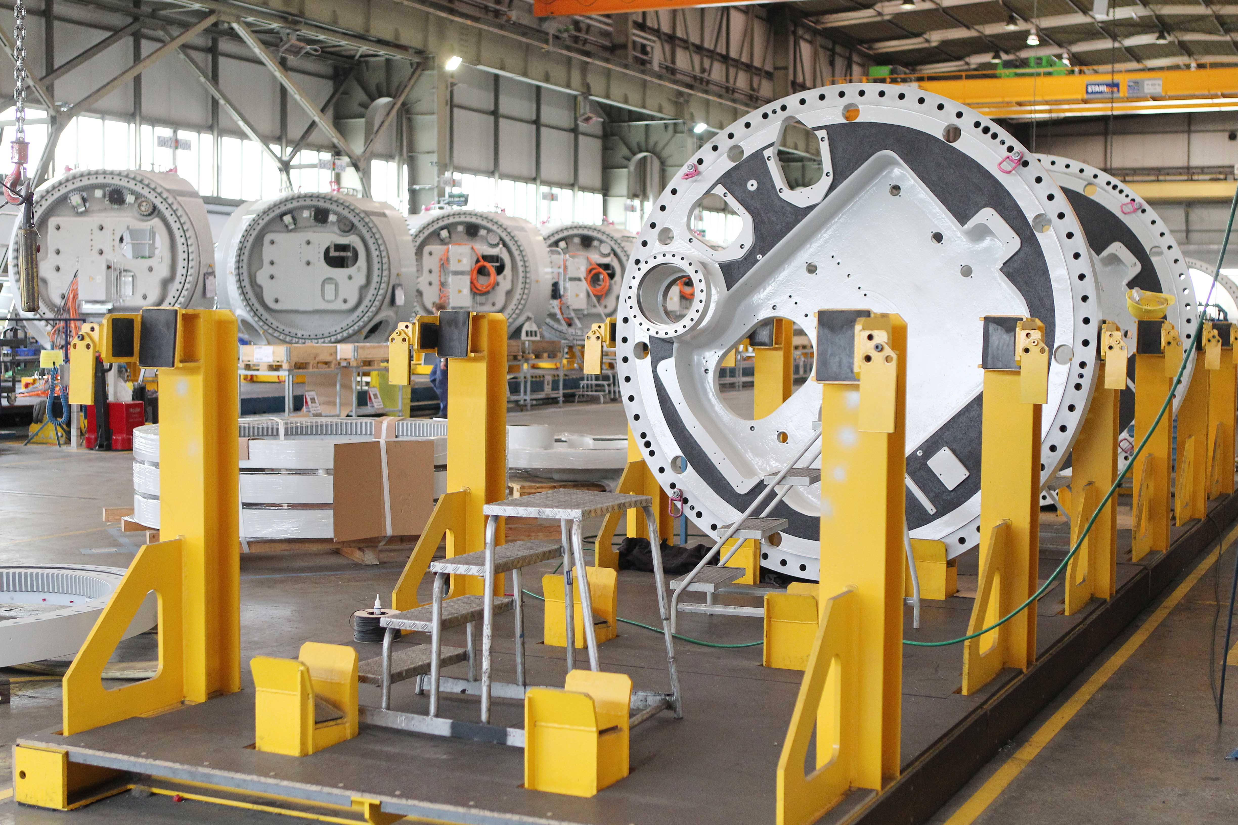 nordex_line-production_09 Nordex Secures Two PTC-Qualifying Turbine Orders