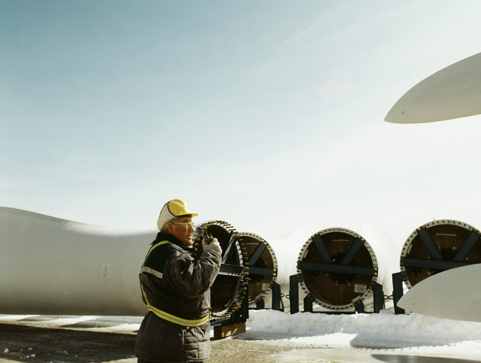 113994 LM Wind Power Garners Government Support For Quebec Expansion