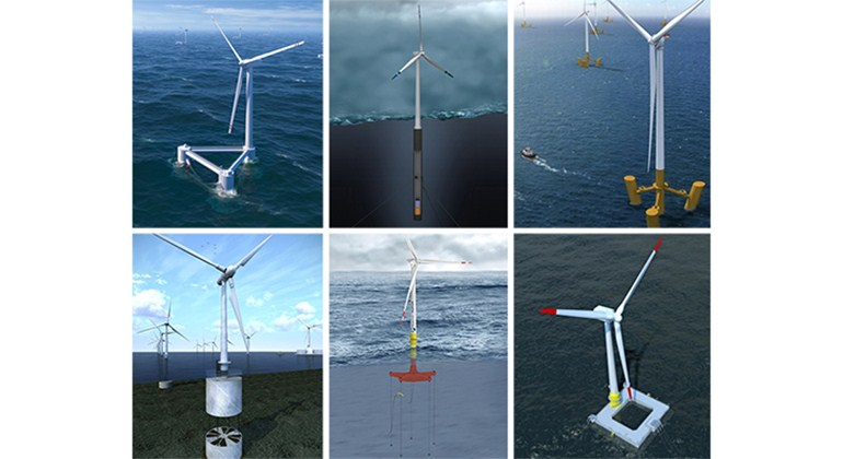 floating-wind Carbon Trust Launches Tenders To Assess Floating Offshore Wind