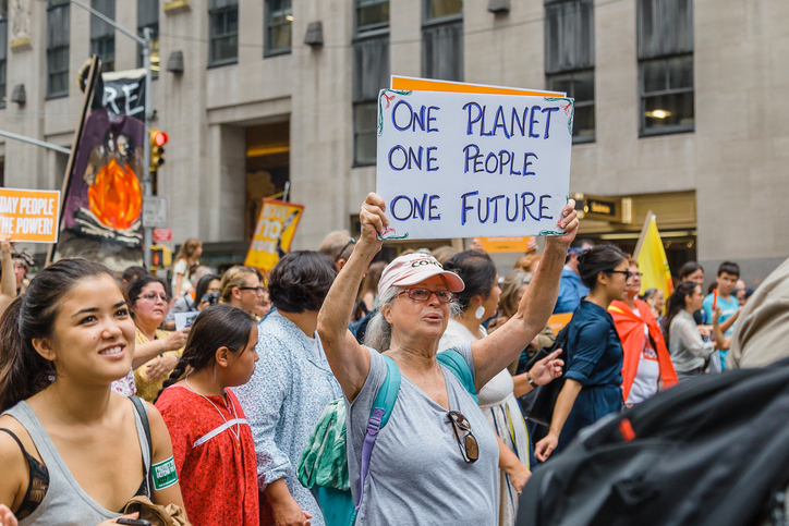 iStock-515741173 Major U.S. Climate March Planned For April 29
