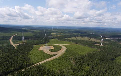 image002 Invenergy Powers Up Roncevaux Wind Farm In Quebec