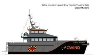CWind-Phantom-300x176 CWind Gets Big New Vessel For Offshore Wind O&M