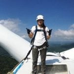 How A Penn State Student Landed A Career In The U.S. Wind Biz